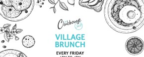 The Clubhouse Village Brunch
