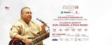 Emirates NBD Classics Season 8 – Ustad Shujaat Khan Collective