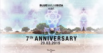 Blue Marlin Ibiza - UAE 7th Anniversary w/ Seth Troxler & Guy Laliberté