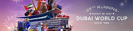 Dubai World Cup 2020 - CANCELLED