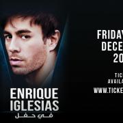 The Pointe presents Enrique Iglesias Live in Dubai
