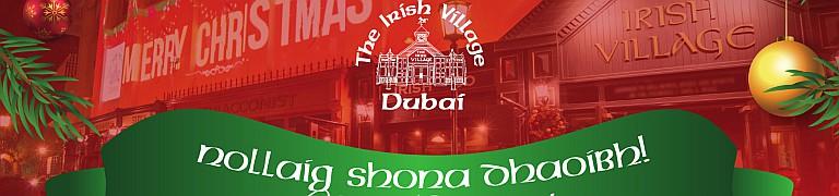 The Irish Village STUDIO CITY Christmas Day Lunch 2021