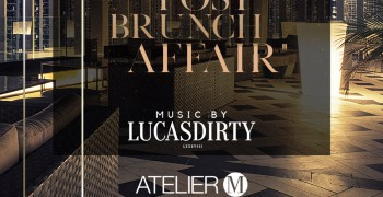 Atelier M The Brunch After Party