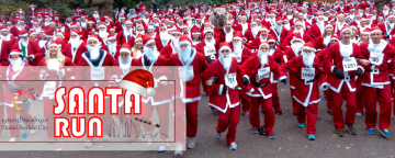The Dubai Festival City Santa Fun Run 2018