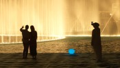 The Dubai Fountain Boardwalk