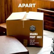 The Hive Theatre 2021: Apart & Boxes