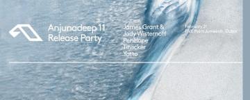 Anjunadeep 11 Release Party