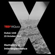 TEDxAlQuoz Humanity and Interdependence