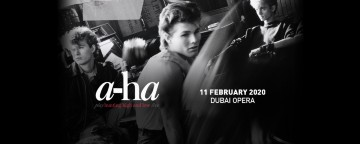 a-ha Hunting High And Low Tour 2019