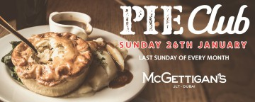 McGettigan's JLT Pie Club - Week 1