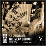 Candypants NYE Mega Brunch 2018