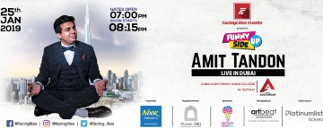 Amit Tandon Live in Dubai 2019