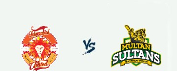 PSL 2019: Multan Sultans v Islamabad United - 26 Feb
