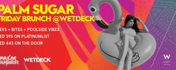 WET Deck Palm Sugar Brunch