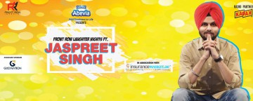Front Row Laughter Nights ft. Jaspreet Singh