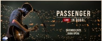 Passenger Live in Dubai 2020