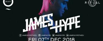 Ritual presents James Hype