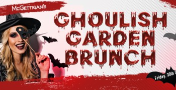 McGettigan's JLT: Halloween Goulish Garden Brunch