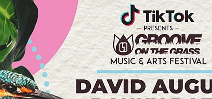 TikTok presents Groove On The Grass: Season 7 w/ David August (live), Danny Daze, & more
