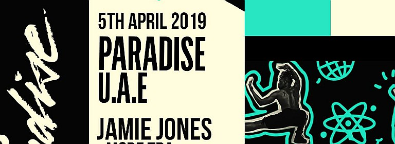 Blue Marlin Ibiza UAE Paradise U.A.E. w/ Jamie Jones