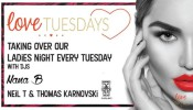 Love Tuesday Ladies Night!
