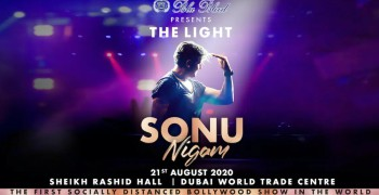Blu Blood presents Sonu Nigam Live in Dubai 2020