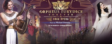 Orpheus and Eurydice Forever Rock Opera