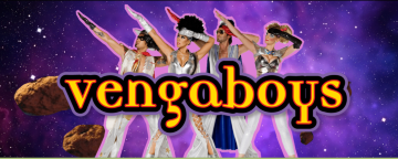 Helter Skelter presents Vengaboys Live on Stage