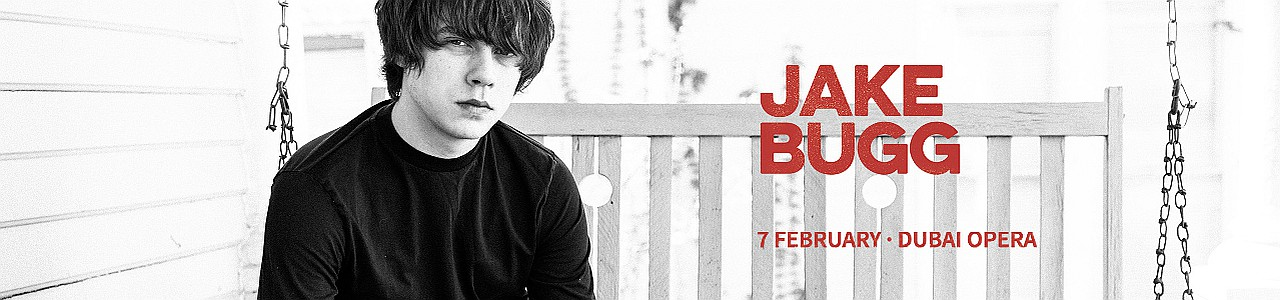 Jake Bugg Live in Dubai