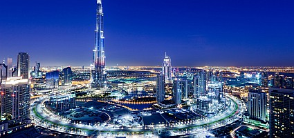 At the Top Sky, Burj Khalifa SKY Level 148 + Level 125 + Level 124