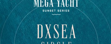 Mega Yacht Sunset Cruise Summer 2020