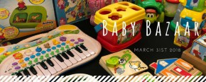 Baby Bazaar Times Square: 31 March
