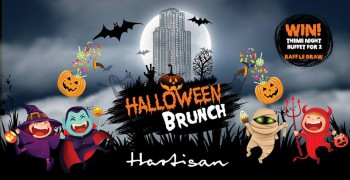 Hartisan Halloween Family Brunch