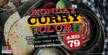 LSB Barsha Heights Monday Curry Club