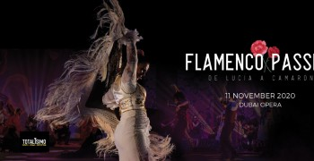 Dubai Opera: Flamenco Passion