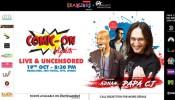 Comic On Nights ft. Papa CJ Live & Uncensored in Dubai
