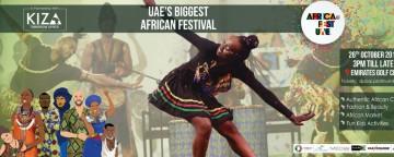African Festival UAE 2018