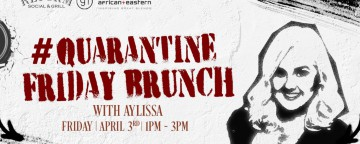 Reform Social & Grill Quarantine Friday Brunch Quiz with Aylissa Boyce