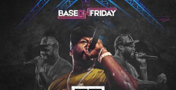 BASE on Friday 50 Cent Live in Dubai