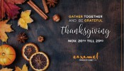 Caramel Thanksgiving 2018