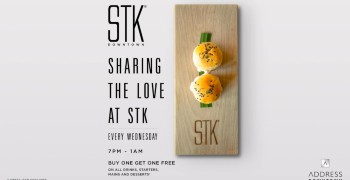 Sharing the Love at STK