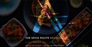 Asia Asia: The Spice Route Brunch