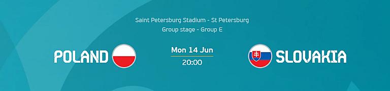 Euro 2020: Poland vs Slovakia