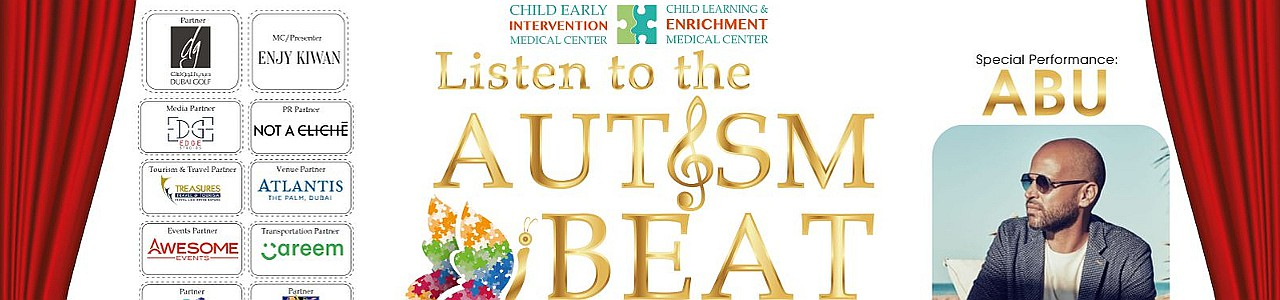 Listen to the Autism Beat Gala Dinner & Awards