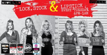 Lock, Stock & Lipstick Ladies' Night