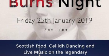 Scottish Association Burns Night