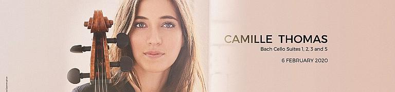 Camille Thomas Live in Dubai 2020