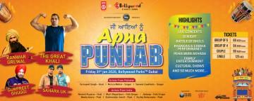 APNA PUNJAB Cultural Fest 2020
