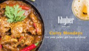 Khyber Curry Mondays