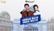 Bollywood Parks™ Dubai National Day Celebrations Armaan Malik & Amaal Mallik